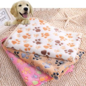 Cute and Soft Dog Mat for Sleeping
