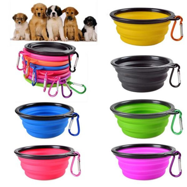 Pet Bowl for Travel