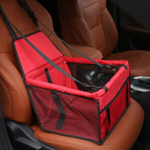 dog car seat cover with waterproof