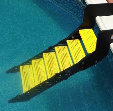 dog pool ramps, pet pool ramps, pool ramps for dogs